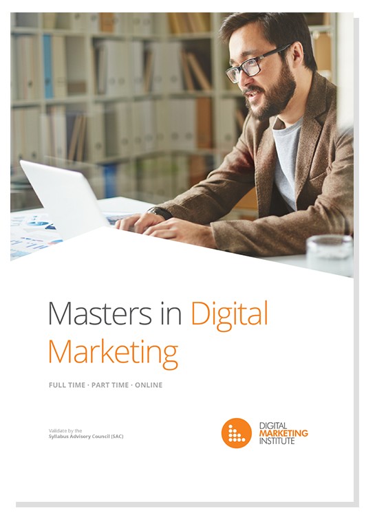 Thesis master marketing