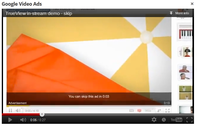 Understanding Google Ads for Video