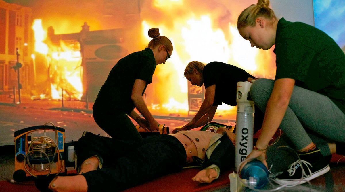 Paramedic Clinical Simulation Center