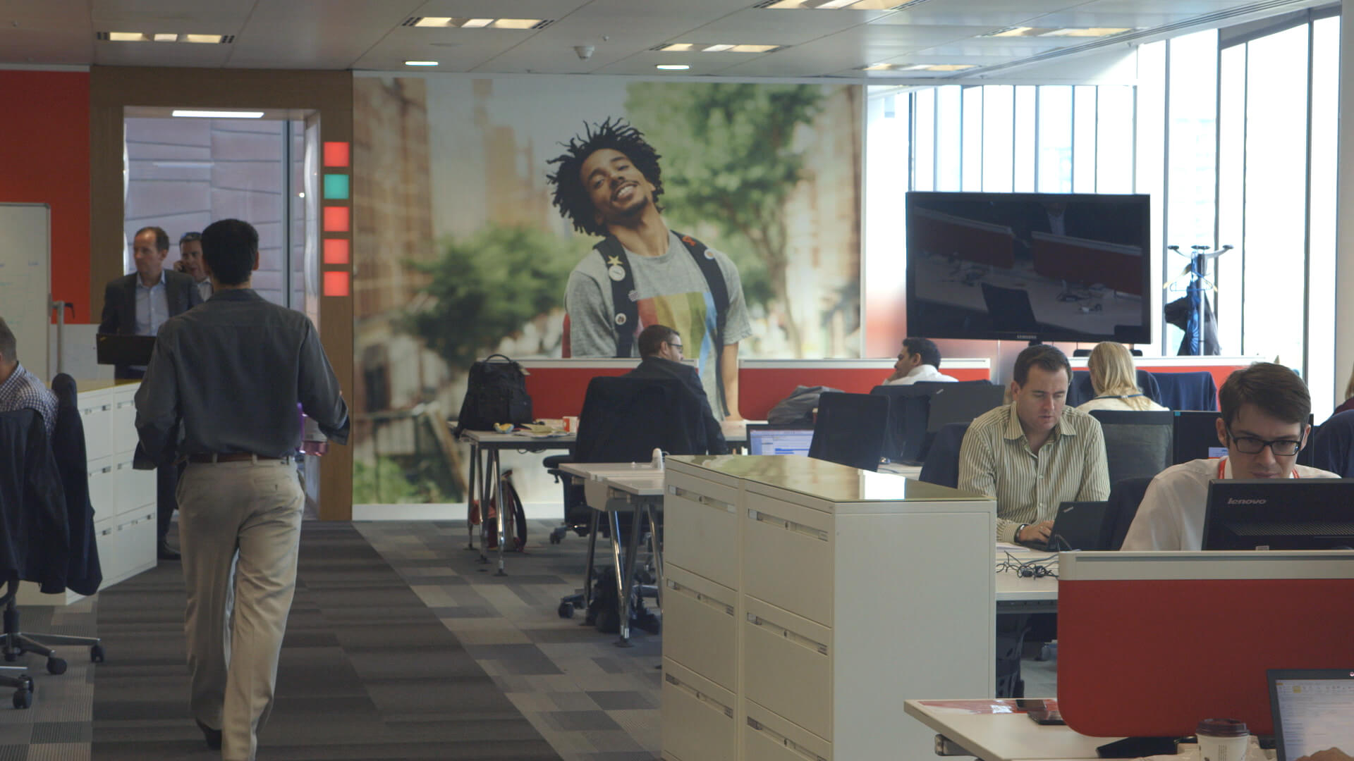 Vodafone offices