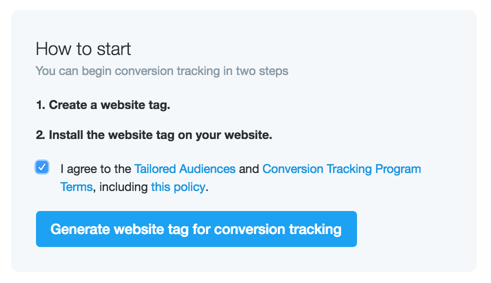 Twitter Conversion Code | The Ultimate Guide to Twitter Ads for Startups and Small Businesses
