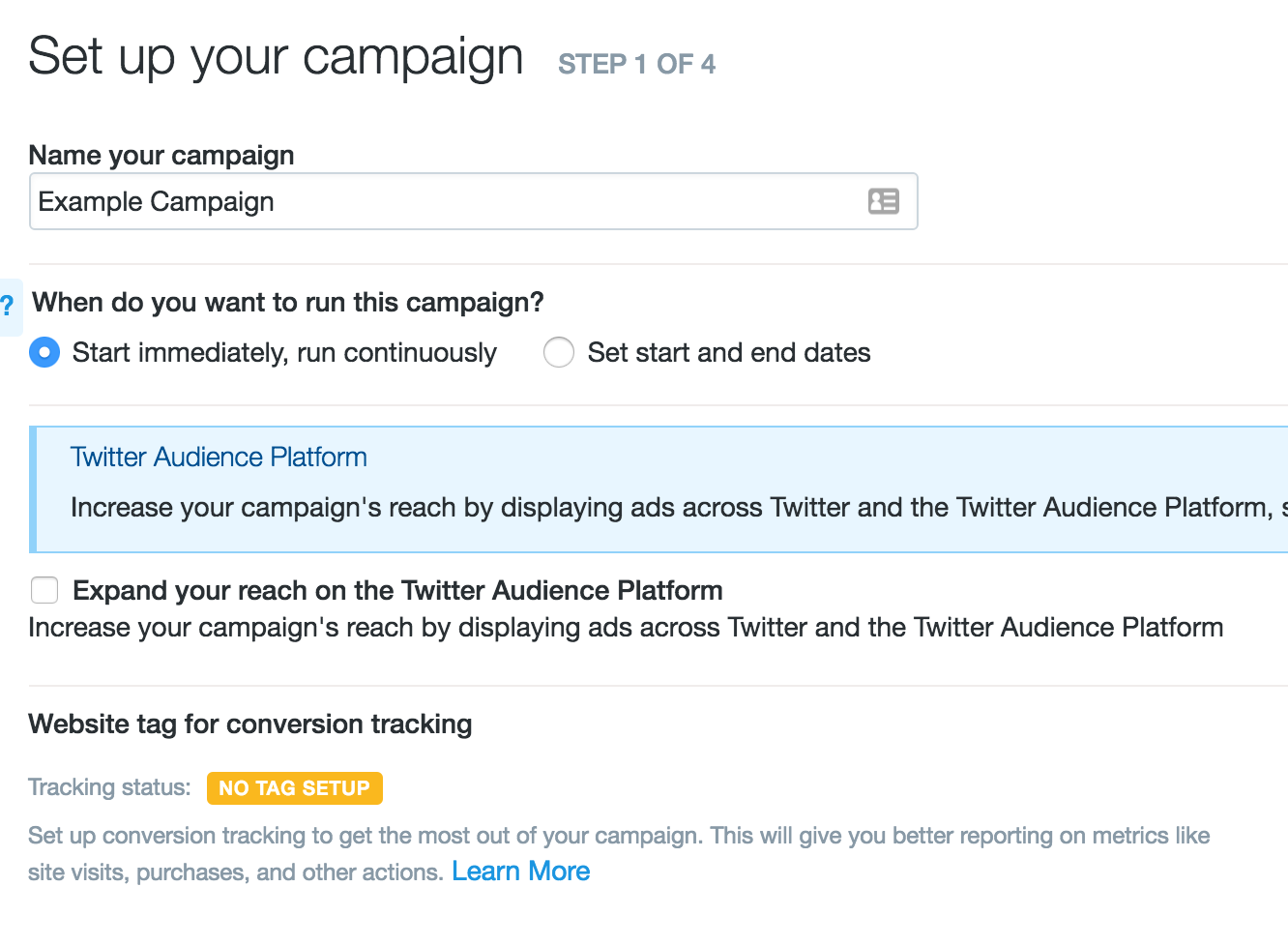 Twitter Campaign | The Ultimate Guide to Twitter Ads for Startups and Small Businesses