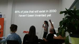 85% Of Jobs That Will Exist In 2030 Haven't Been Invented Yet