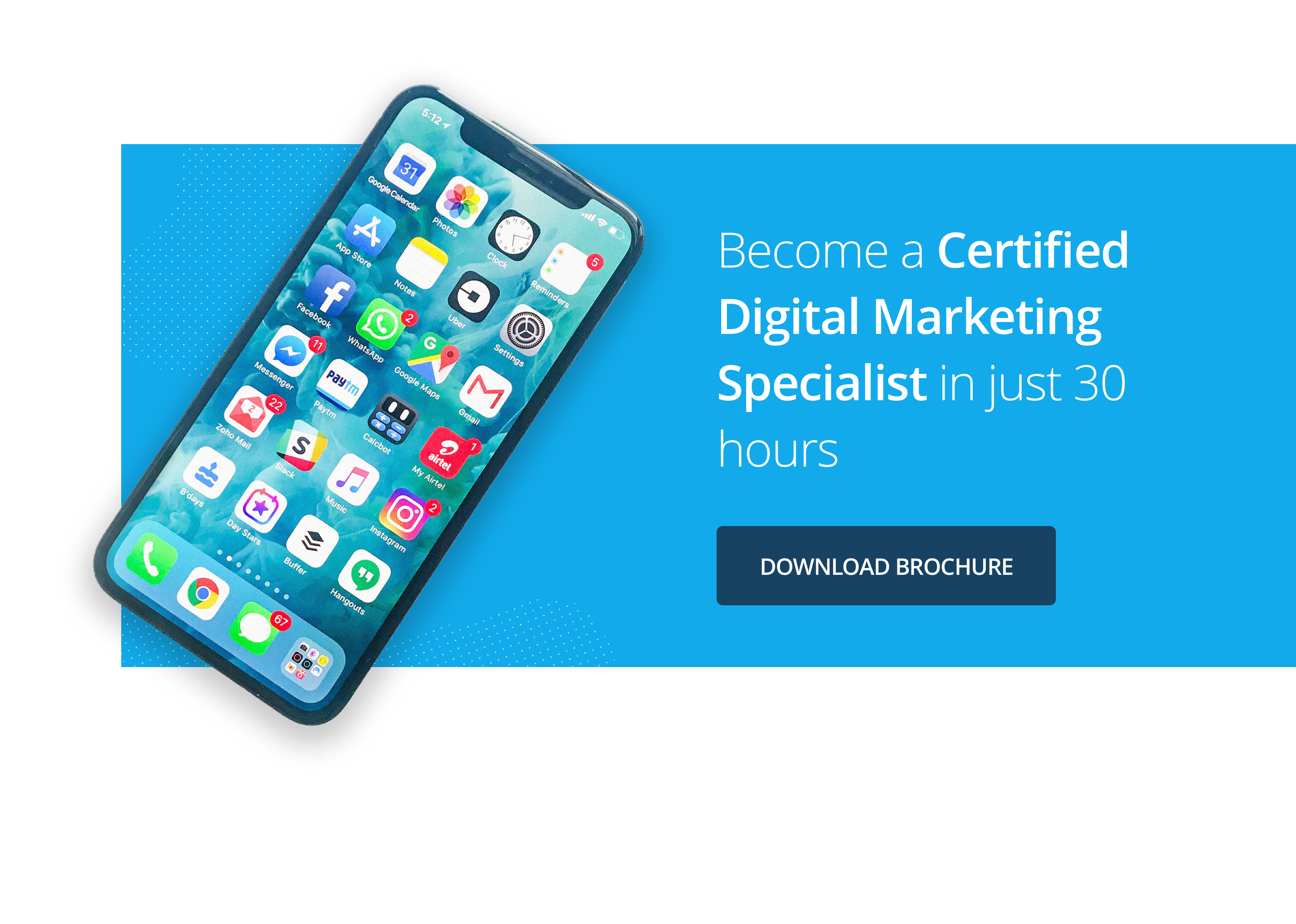 Become a Certified Digital Marketing Specialist