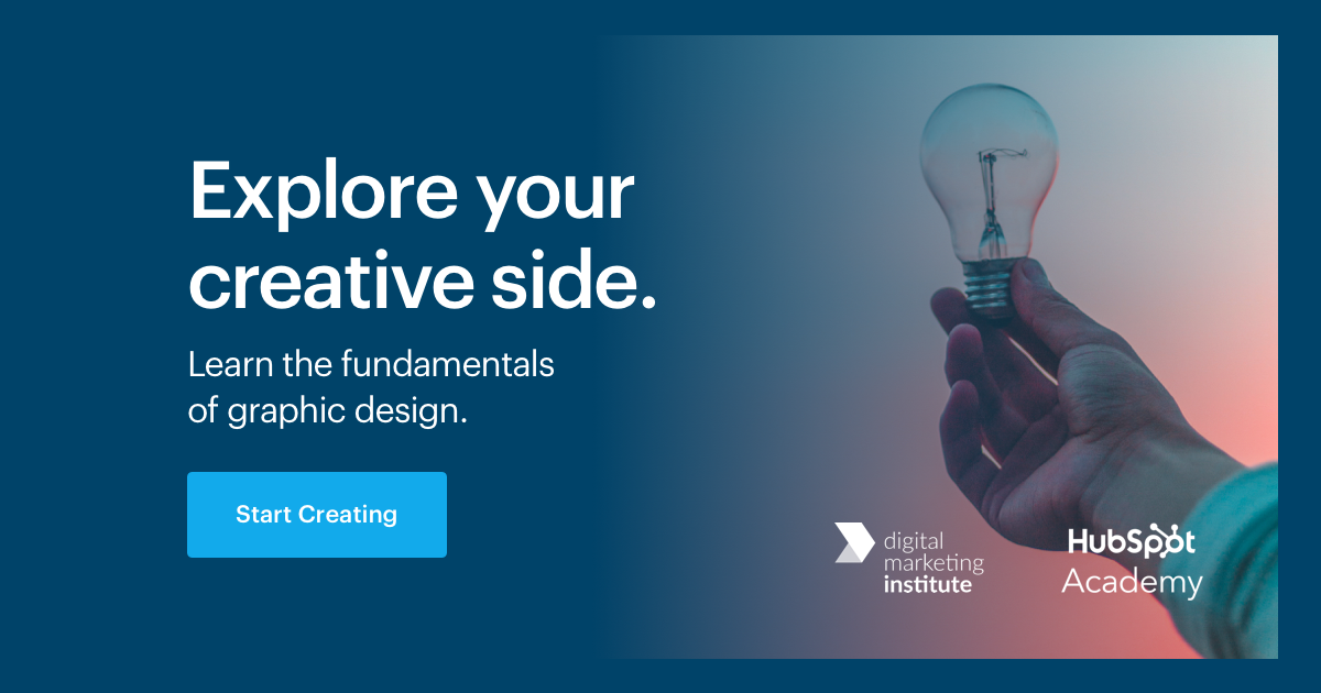 Graphic Design Essential Course | HubSpot