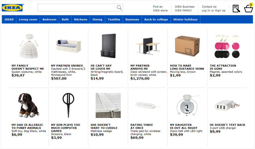 IKEA: Understand Your Customers | Digital Leadership: 6 Examples of Brands that Reign Supreme