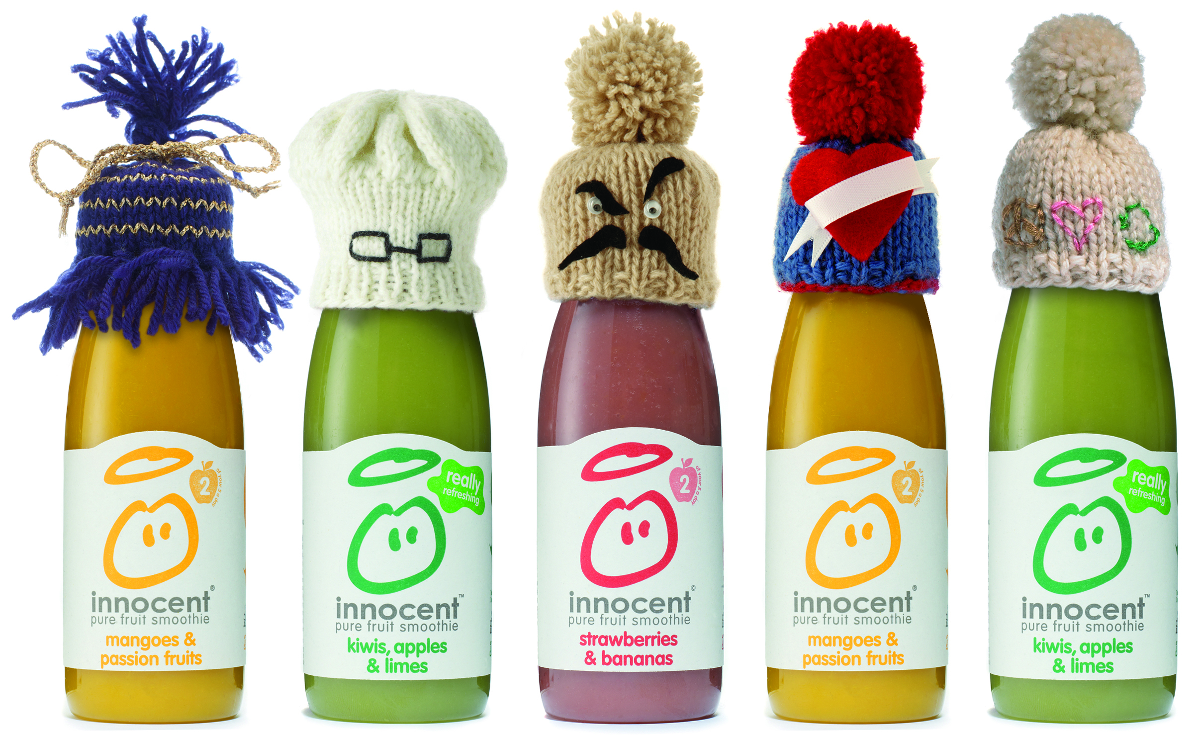 Innocent Smoothies are a company that have benefited greatly from cross-channel marketing.