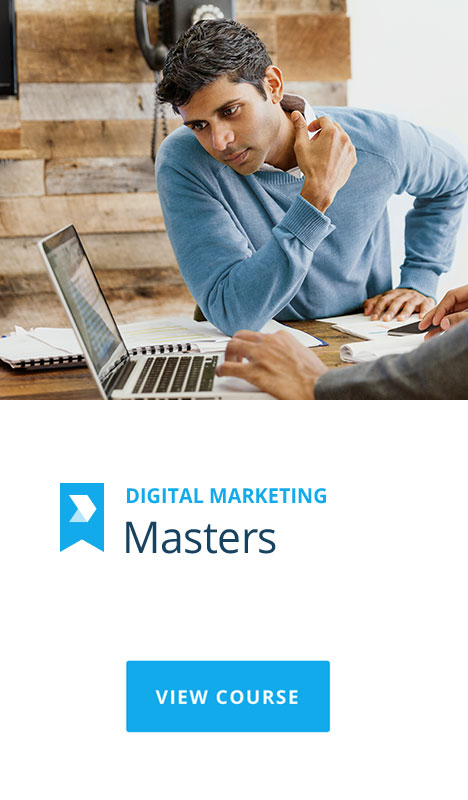 Masters in Digital Marketing | Digital Marketing Institute