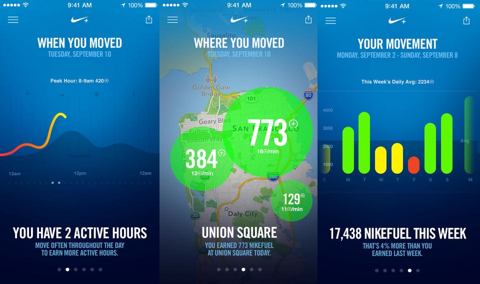 nike + move app | Mobile Marketing: Optimize Your Strategy for Commercial Success