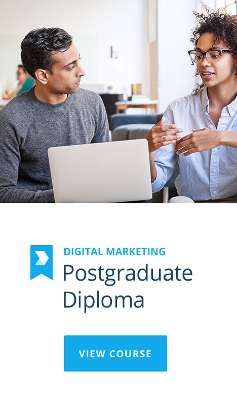 Postgraduate Diploma in Digital Marketing | Digital Marketing Institute