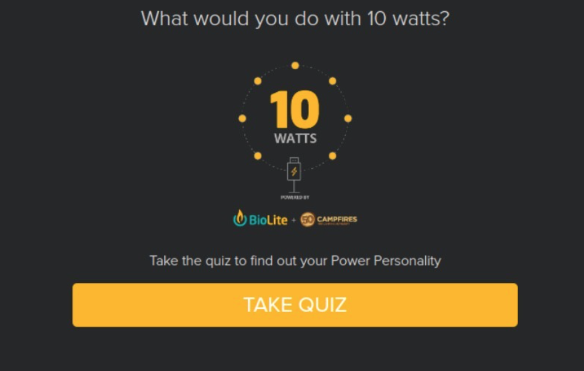 Put together a quiz | 7 Creative Lead Generation Ideas That Work