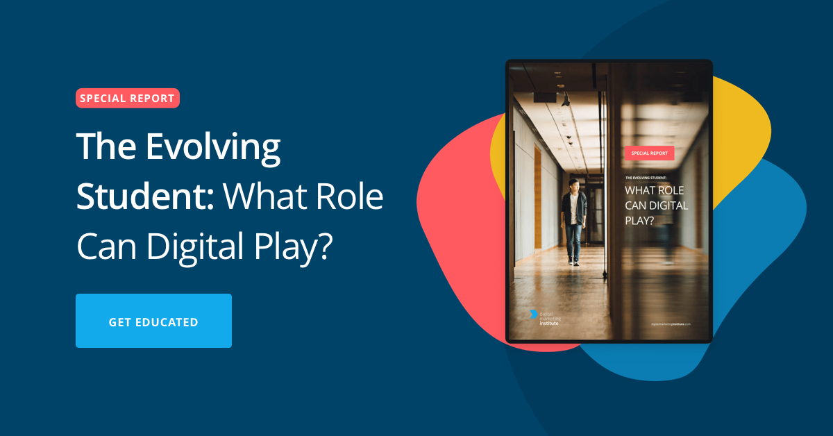Download Special Report: The Evolving Student: What Role Can Digital Play?