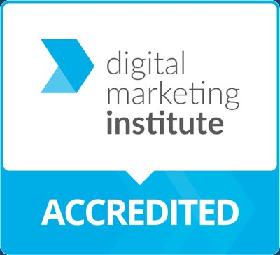 Digital Marketing Institute Accredited Logo