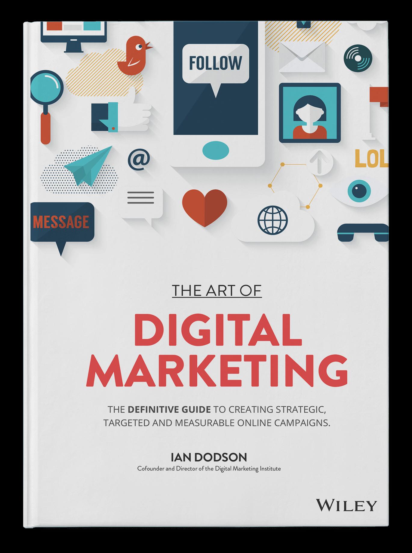 Art of DMI by Ian Dodson │Digital Marketing Institute