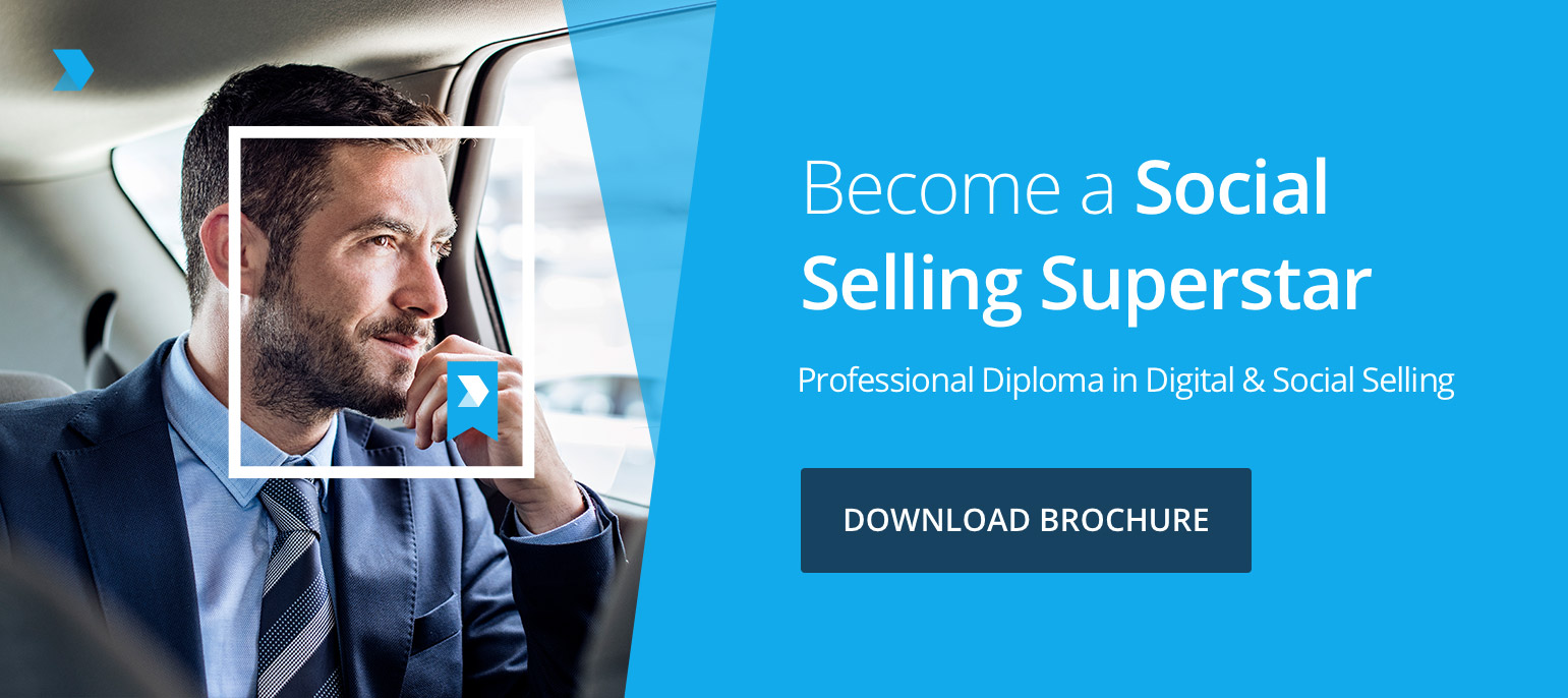 Professional Diploma in Digital & Social Sales | How to Succeed With a Customer-centric Marketing Strategy