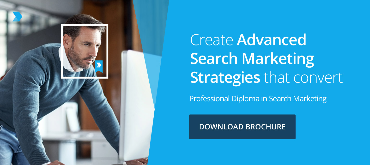 Professional Diploma in Search Marketing | Digital Marketing Institute