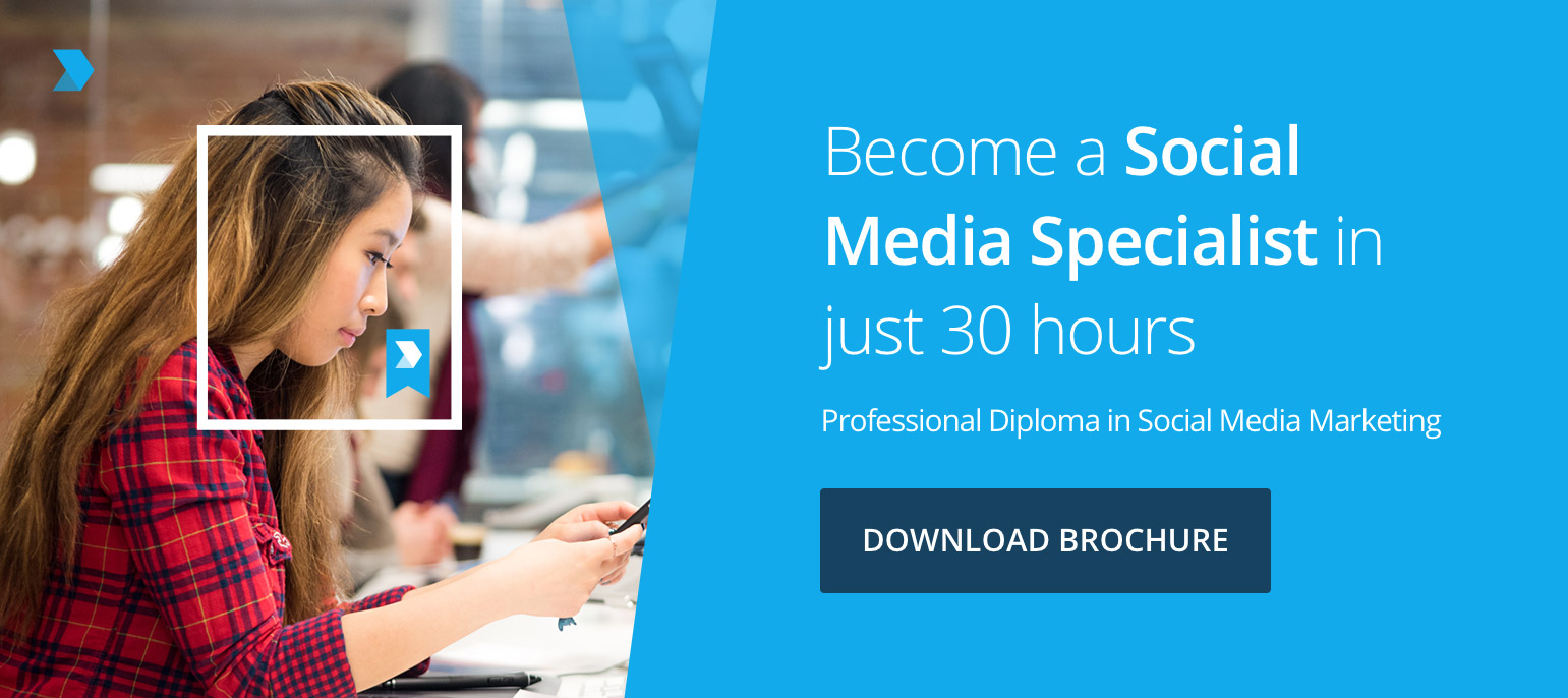 Professional Diploma in Social Media Marketing | Social Media is a Customer Service Channel - Whether You Like It Or Not