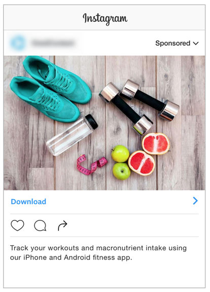 Instagram Ad - The Ultimate Guide to Instagram Advertising | Digital Marketing Institute Blog