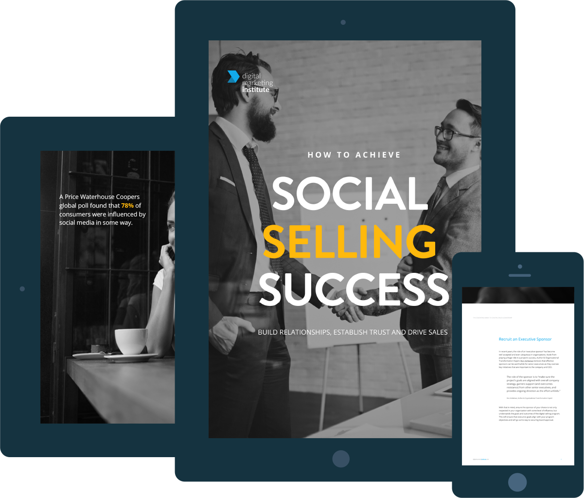 Ebook - How to Achieve Social Selling Success