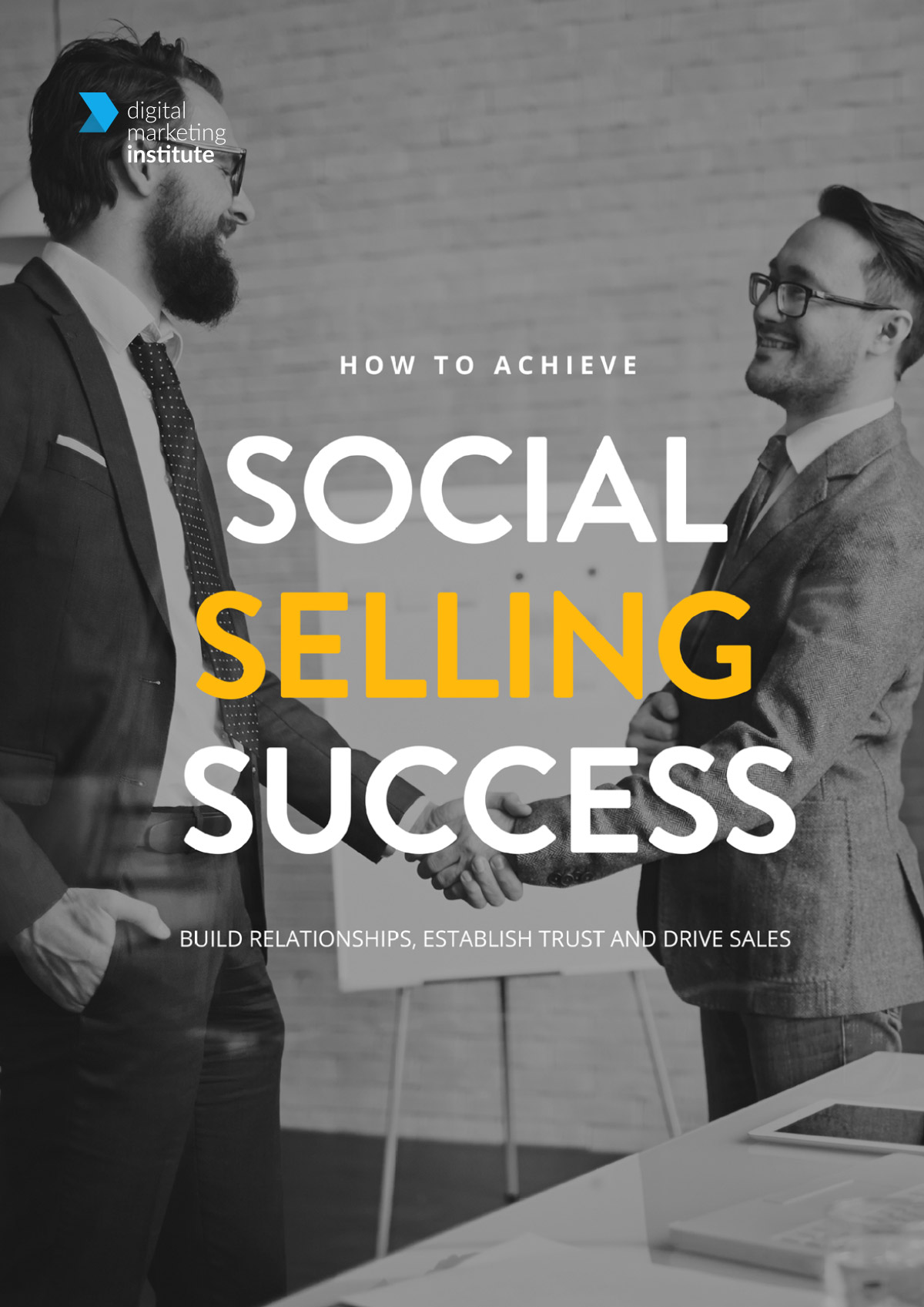 Free E-Book: How to Achieve Social Selling Success - Build Relationships, Establish Trust and Drive Sales