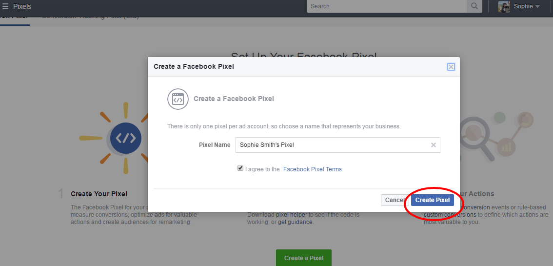 Using Facebook pixels for conversion tracking allows you to measure the effectiveness of your ads.