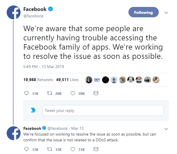 What Should You Do When a Social Media Platform Fails? | Online