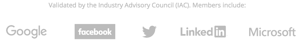 Industry Advisory Council logos