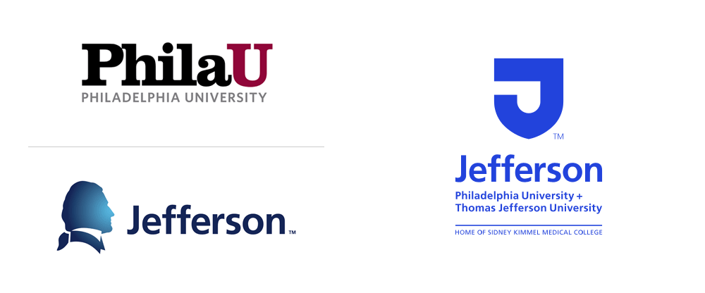Jefferson University and Philadelphia University merger