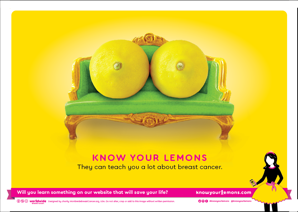 Know your lemons.