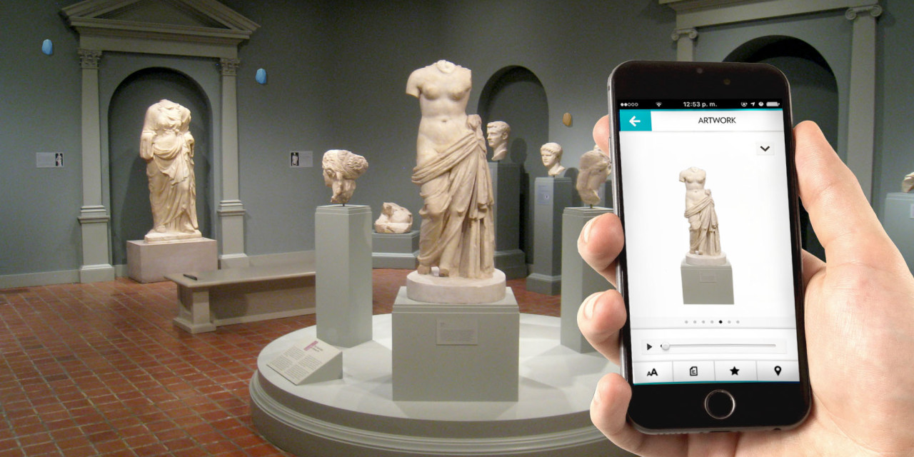 iBeacon in museums