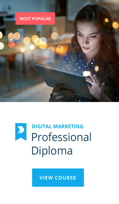 Professional Diploma in Digital Marketing | Digital Marketing Institute