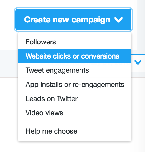 Campaign objectives and billing | The Ultimate Guide to Twitter Ads for Startups and Small Businesses