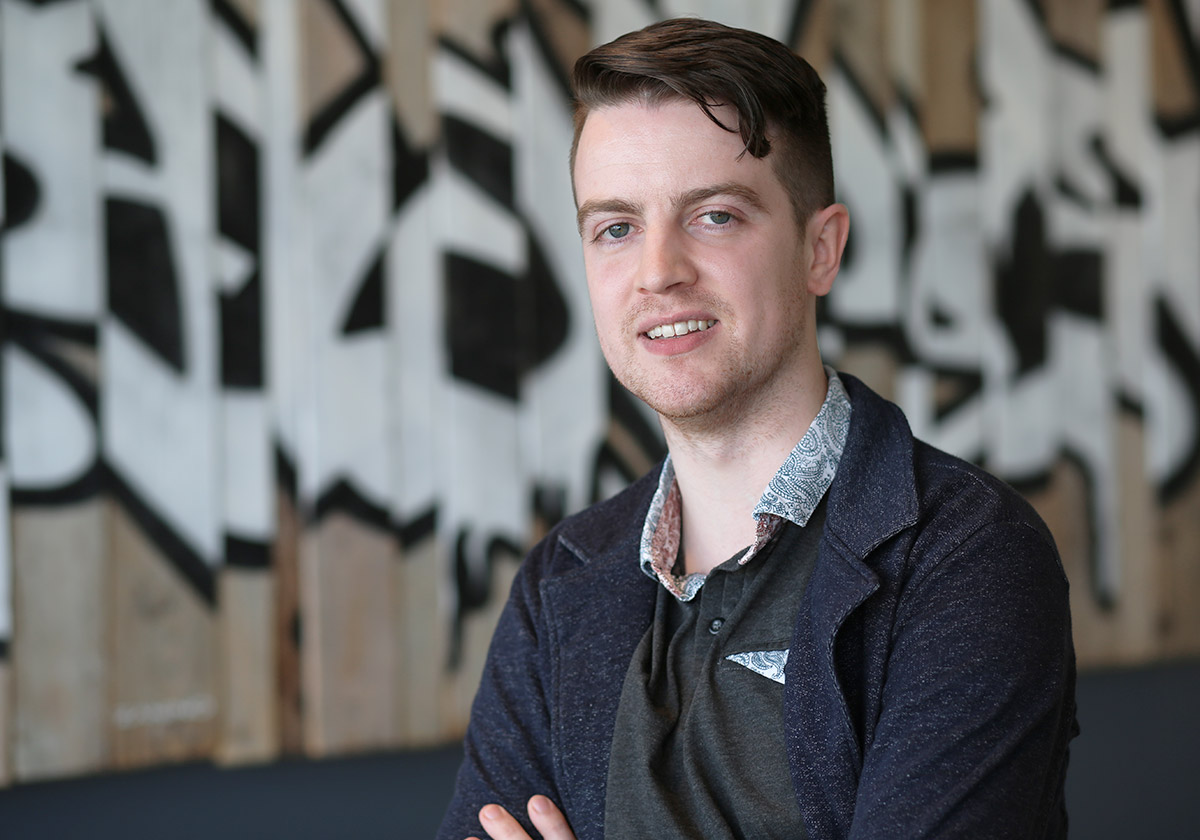 Gavin O'Leary - In the company of Huskies | Postgraduate Diploma in Digital Marketing Alumni