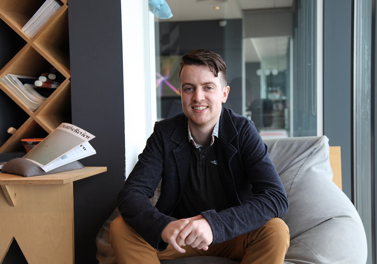 Gavin O'Leary II - In the company of Huskies | Postgraduate Diploma in Digital Marketing Alumni